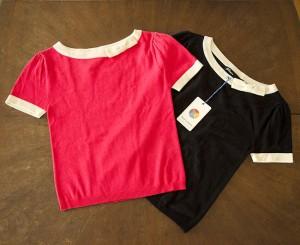 hanhgry.com | Dear Creatures sample sale haul - sweaters