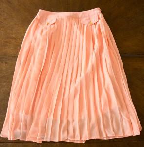 hanhgry.com | Dear Creatures sample sale haul - skirt