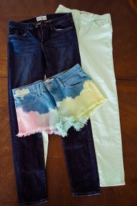hanhgry.com   Wildfox Couture Marianne jeans, skinny jeans and shorts