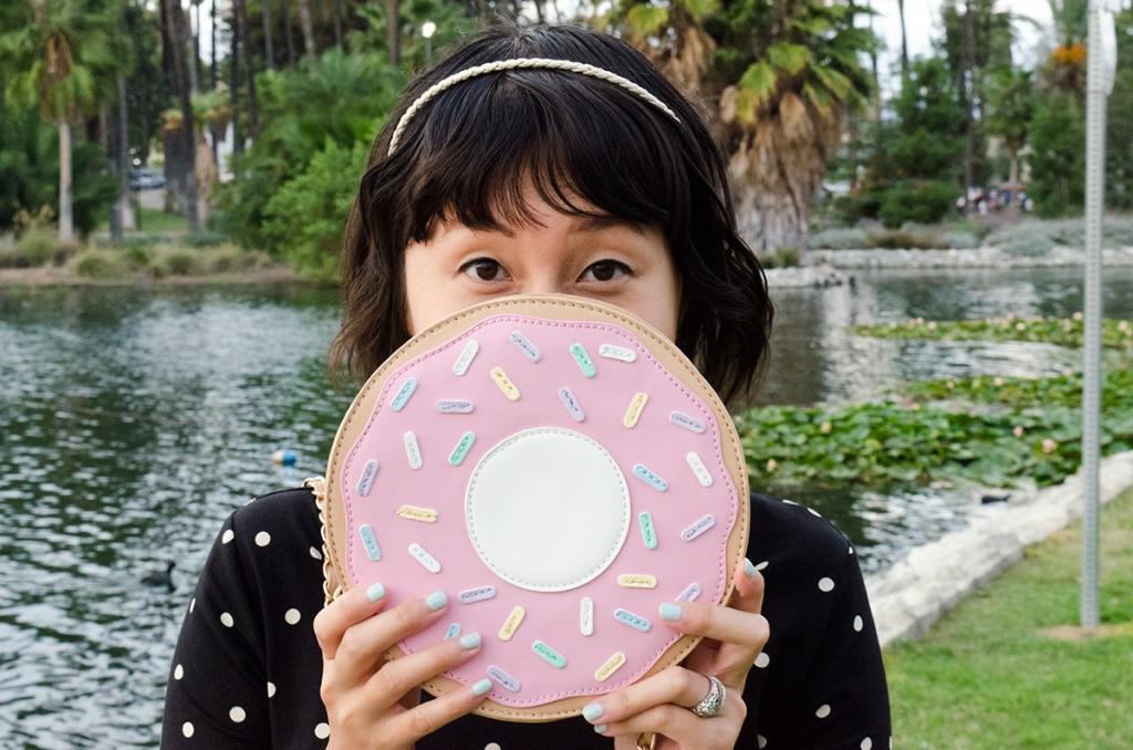 hanhgry.com | donut purse