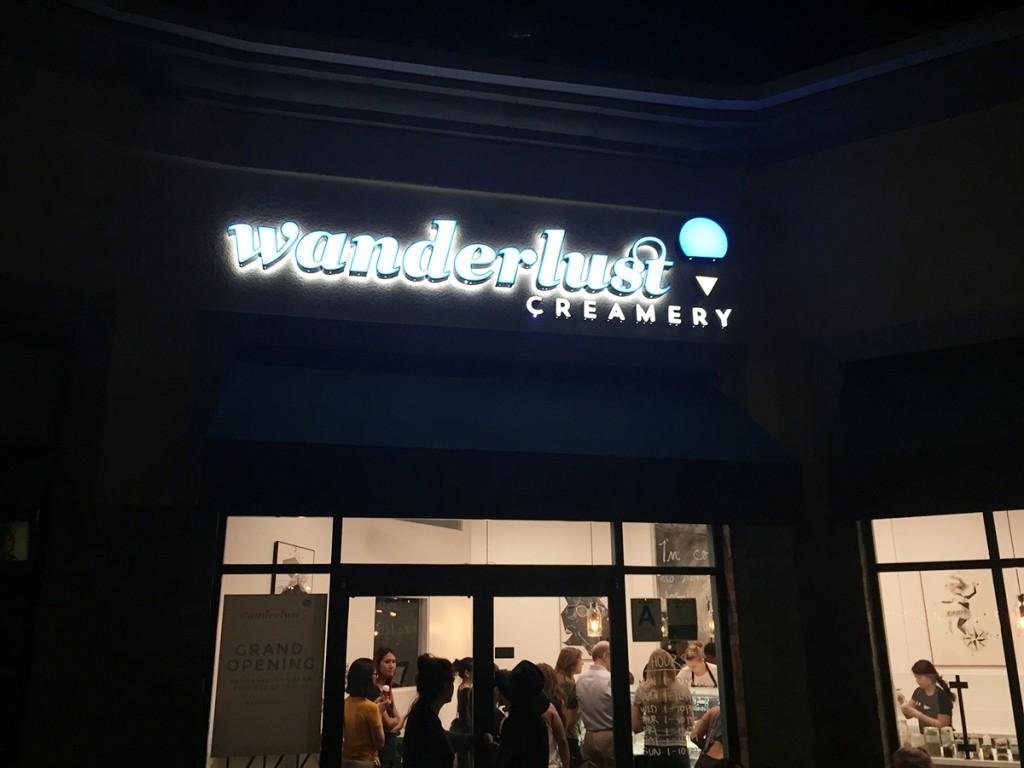 hanhgry.com | Wanderlust Creamery storefront
